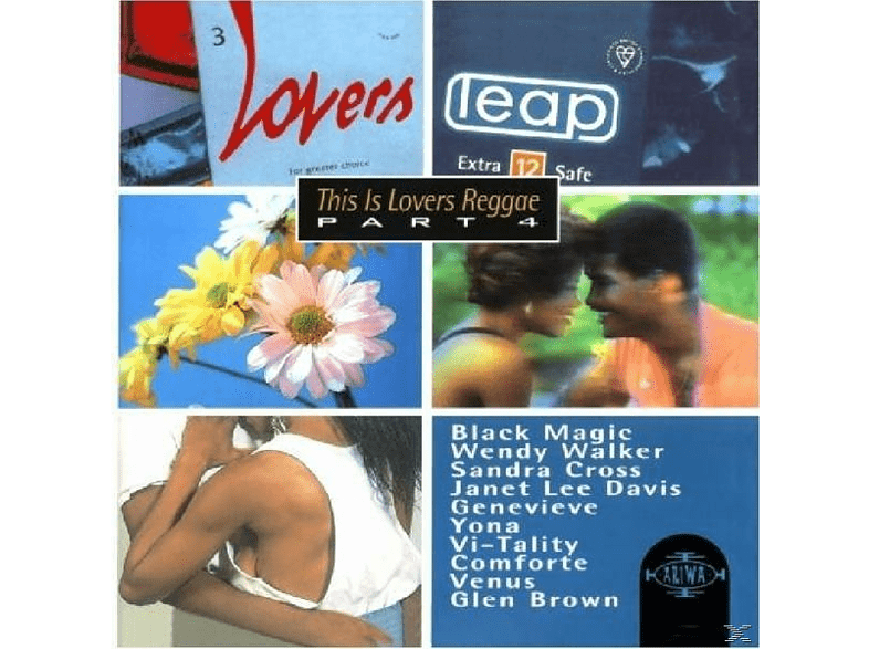 VARIOUS - Lovers Leap [CD]