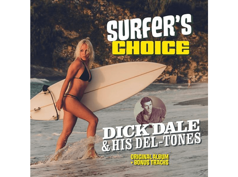 Dick & His Del-tones Dale - Surfer's Choice [Vinyl]