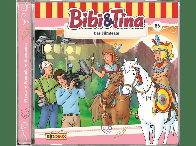 Bibi und Tina 86: Das Filmteam - (CD)