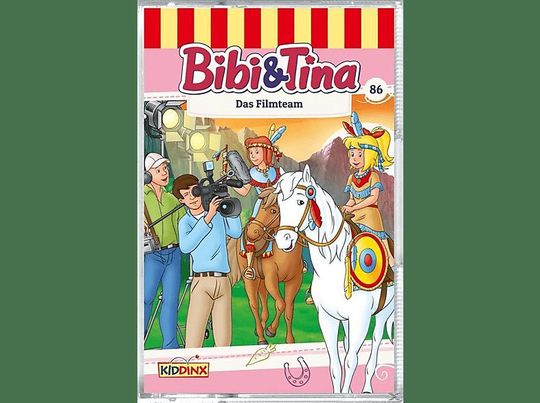 Bibi und Tina 86: Das Filmteam - (MC)