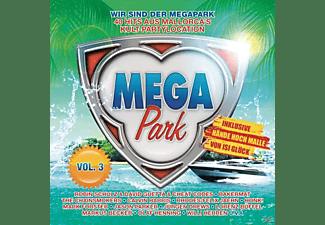 VARIOUS - Megapark,Vol.3  - (CD)