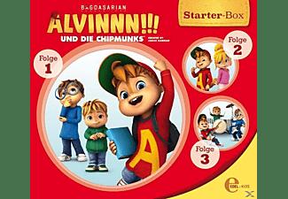 Alvinnn!!! Und Die Chipmunks - Alvinnn!!! Und Die Chipmunks - Alvinnn!!!-(1) Starter-Box  - (CD)