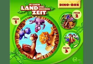 In Einem Land Vor Unserer Zeit - In Einem Land Vor Unserer Zeit - (1) Dino-Box  - (CD)
