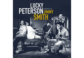 Lucky Peterson - Tribute To Jimmy Smith  - (Vinyl)