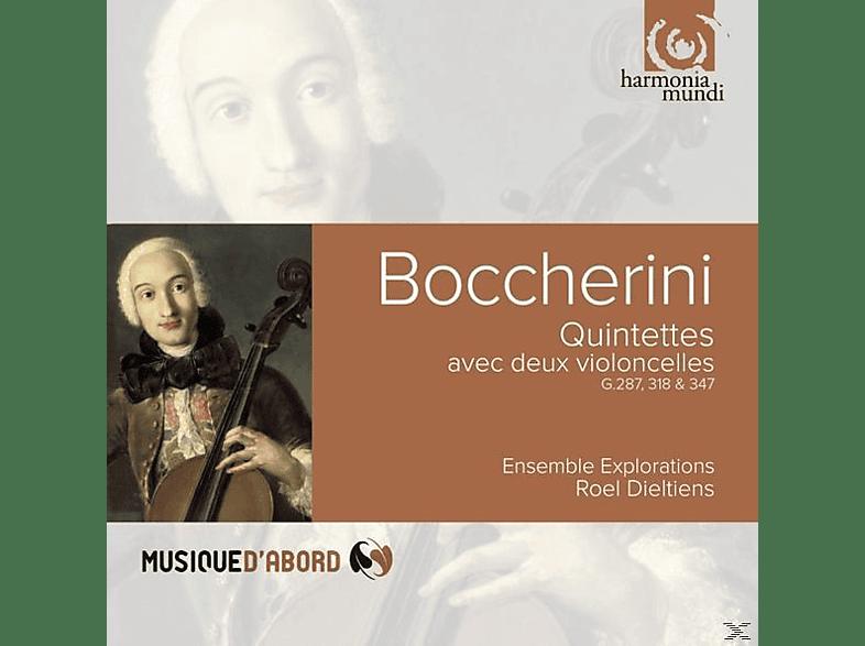 Ensemble Explorations - Celloquintette [CD]