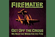 Firewater - Get Off The Cross...(LTD Transparent Purple) [Vinyl]