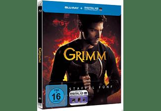 Grimm - Staffel 5 [Blu-ray]