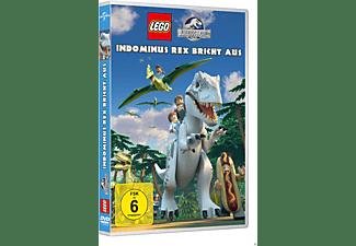 Indominus Rex bricht aus DVD