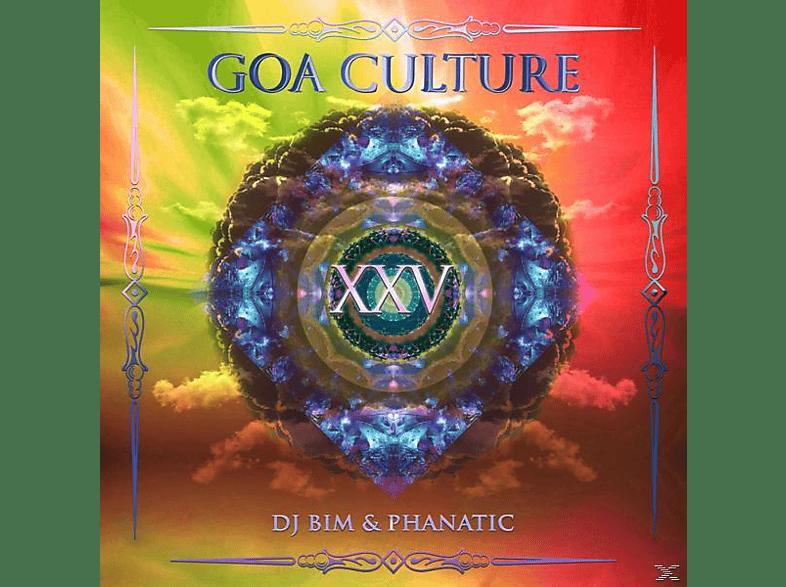 VARIOUS - Goa Culture Vol.25 [CD]