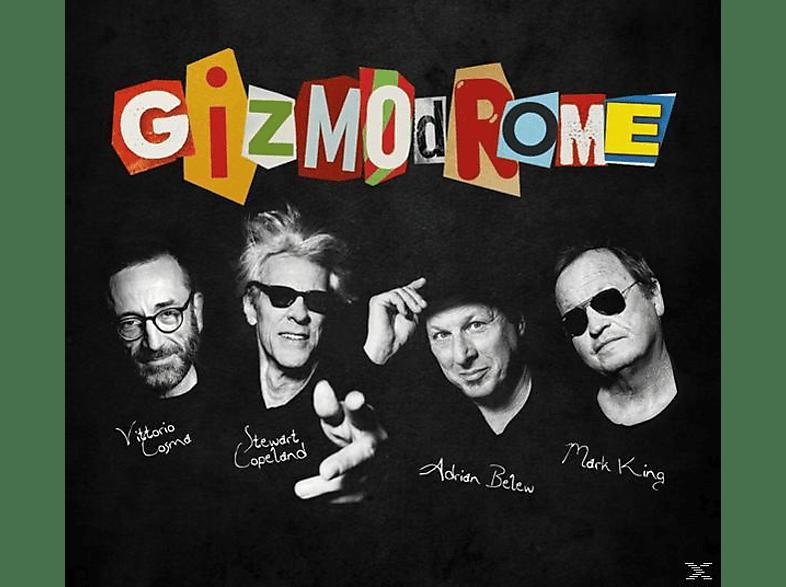 Gizmodrome - Gizmodrome [CD]