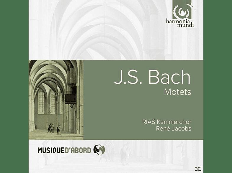 Rias Kammerchor - Motetten Bwv.225-230 [CD]