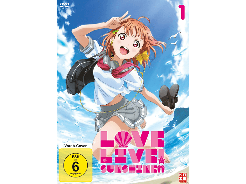 Love Live! Sunshine!! – Vol. 1 [DVD]