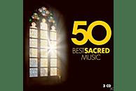 VARIOUS - 50 Best Sacred Music [CD]