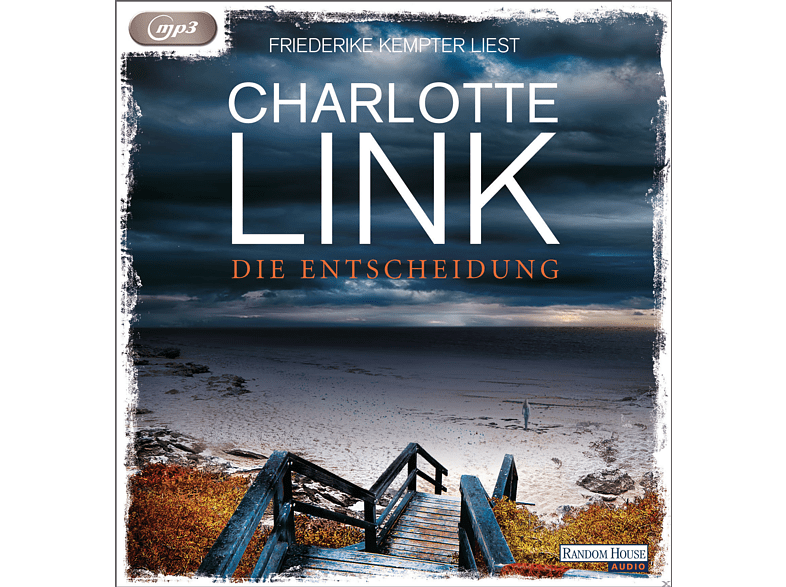 Die Entscheidung - (MP3-CD)