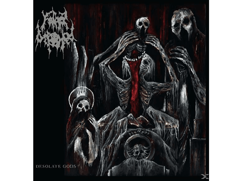 Father Befouled - DESOLATE GODS (DOWNLOAD CODE) [Vinyl]