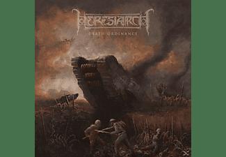 Heresiarch - DEATH ORDINANCE (GATEFOLD/POSTER/DOWNLOAD CODE)  - (Vinyl)