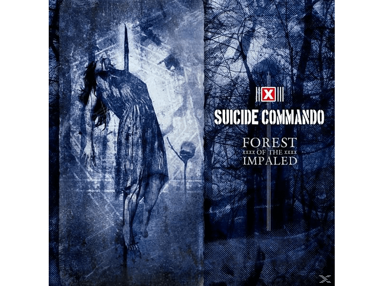 Suicide Commando - Forest Of The Impaled [CD]