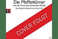 Die Pfefferkörner und der Fluch des schwarzen Königs - (CD)
