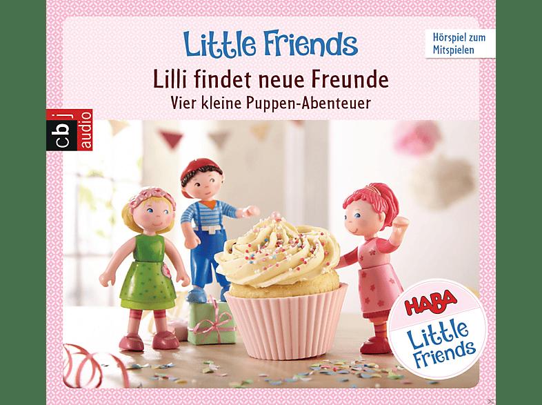 HABA Little Friends – Lilli findet neue Freunde - (CD)