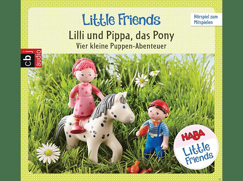 HABA Little Friends – Lilli und Pippa, das Pony - (CD)