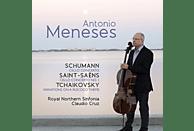 Antonio Meneses - Saint-Saens/Schumann/Tchaikovsky [CD]