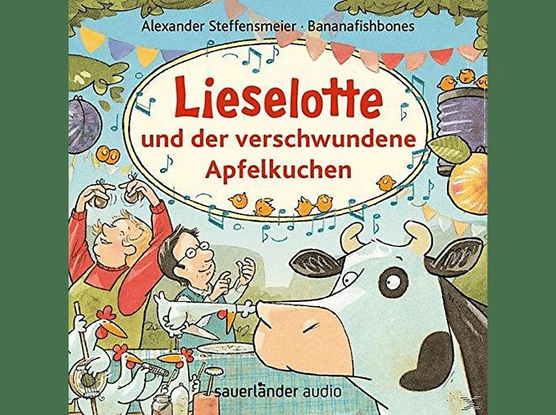 Lieselotte und der verschwundene Apfelkuchen - (CD)