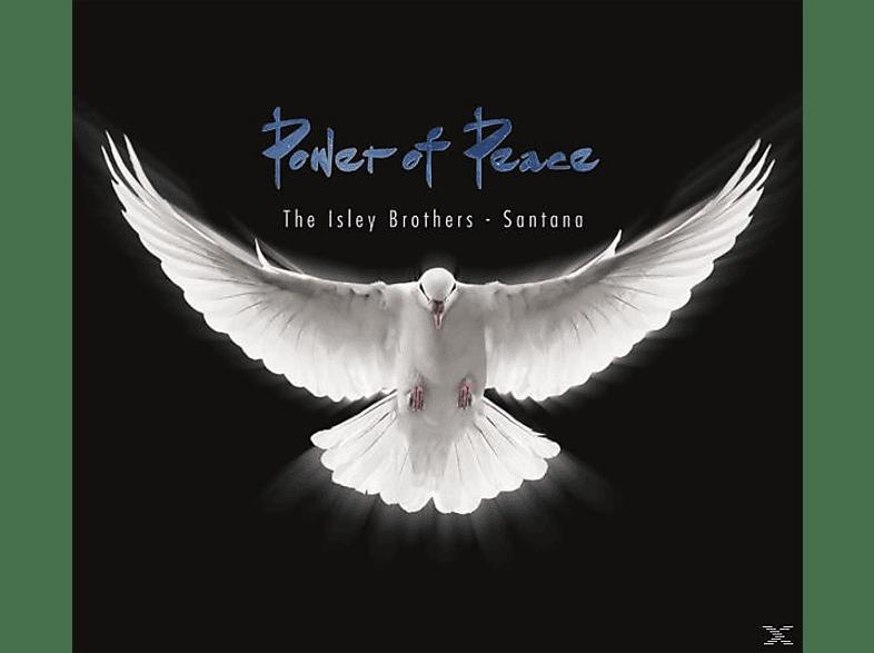 The Isley Brothers, Carlos Santana - Power of Peace [CD]