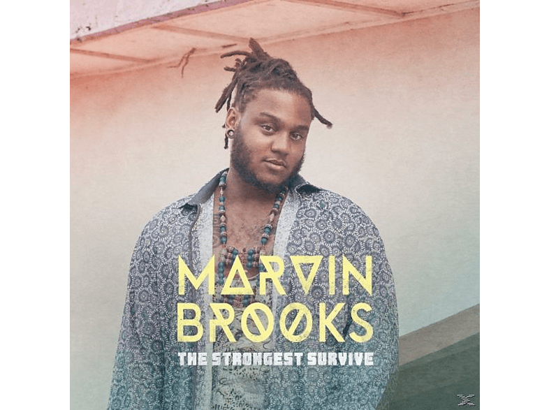 Marvin Brooks - The Strongest Survive [CD]