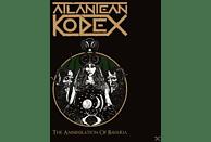 Atlantean Kodex - The Annihilation Of Bavaria (DVD+2LP) [LP + DVD Video]