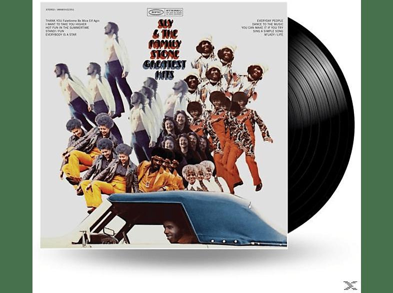 Sly & the Family Stone - Greatest Hits (1970) [Vinyl]