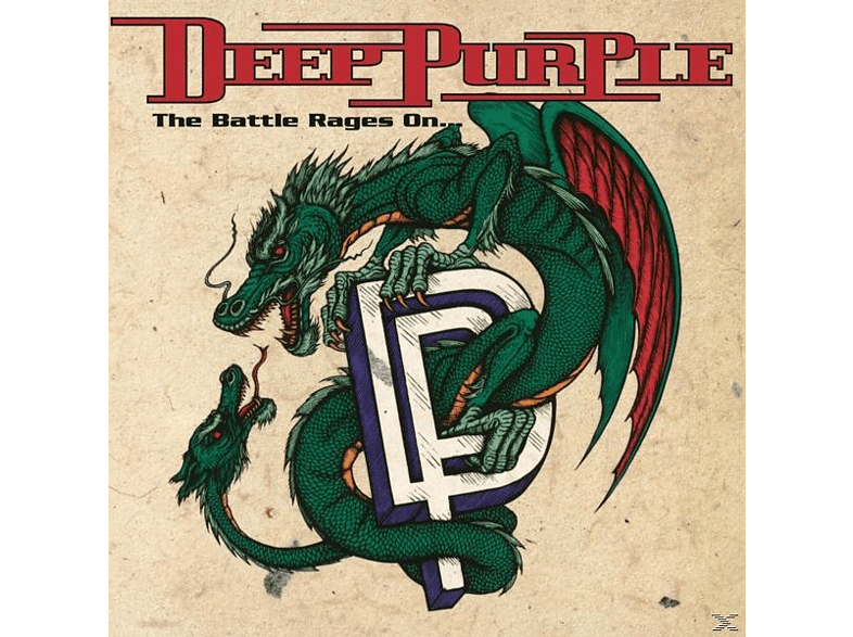 Deep Purple - The Battle Rages On [Vinyl]