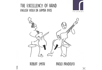 Smith, Robert | Pandolfo, Paolo - The Excellency of Hand  - (CD)