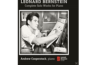 Andrew Cooperstock - Complete Solo Works For Piano [CD]
