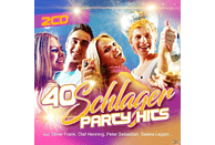 VARIOUS - 40 Schlager Party Hits [CD]