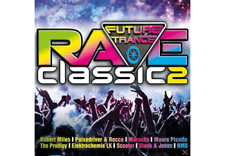 VARIOUS - Future Trance-Rave Classics 2  - (CD)