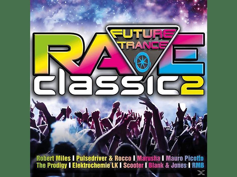 VARIOUS - Future Trance-Rave Classics 2 [CD]