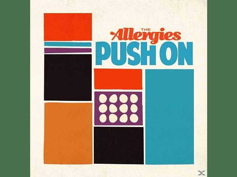Allergies - Push On [CD]
