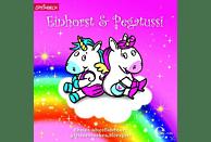 Einhorst & Pegatussi - (1)Erstes Abgefahrenes Glitzerstarkes Hörspiel - (CD)