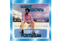 Barry Brown - Step It Up Youthman [CD]