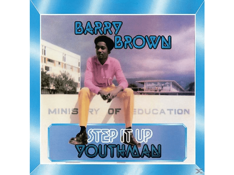 Barry Brown - Step It Up Youthman [Vinyl]