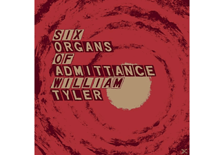 Six Organs Of Admittance, William Tyler - Parallelogram A La Carte: Six Organs Of Admittance - (Vinyl)