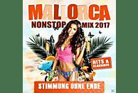 VARIOUS - Mallorca Nonstop Mix 2017 [CD]