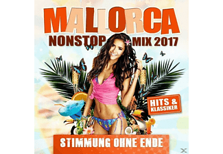 VARIOUS - Mallorca Nonstop Mix 2017 - (CD)