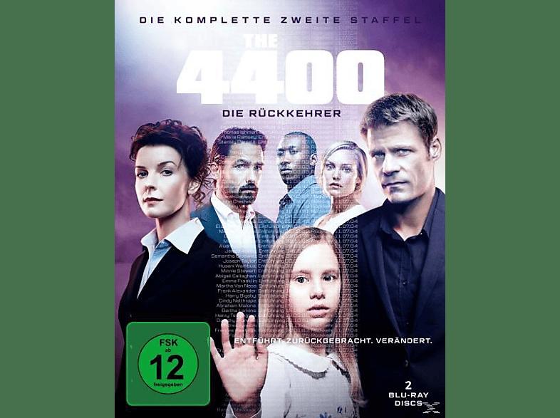 The 4400 - Die Rückkehrer - Season 2 [Blu-ray]