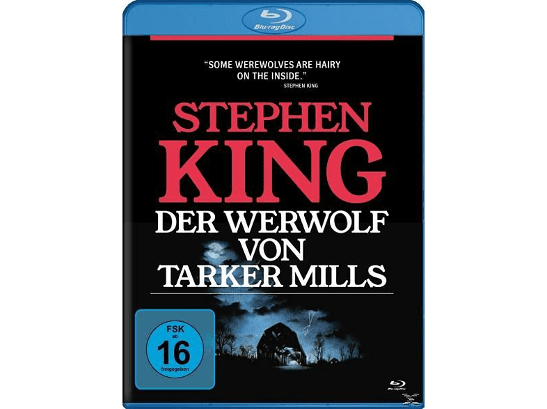 Stephen King: Der Werwolf von Tarker Mills [Blu-ray]