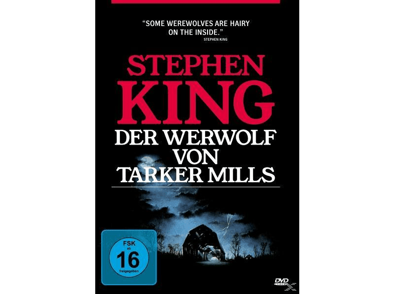 Stephen King: Der Werwolf von Tarker Mills [DVD]