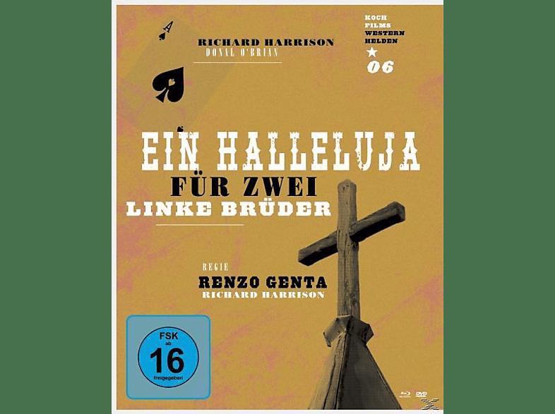 Ein Halleluja für 2 linke Brüder [Blu-ray + DVD]
