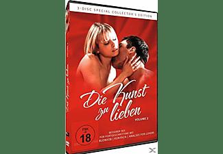 Die Kunst zu lieben - Vol. 2 - Besserer Sex! Für Fortgeschrittene DVD