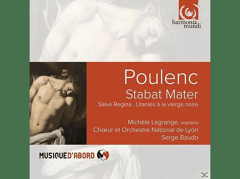 Choeur et Orchestre National de Lyon, Michele Lagrange - Stabat Mater [CD]