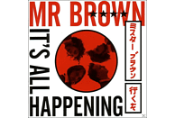 Mr Brown - It's All Happening [CD]
